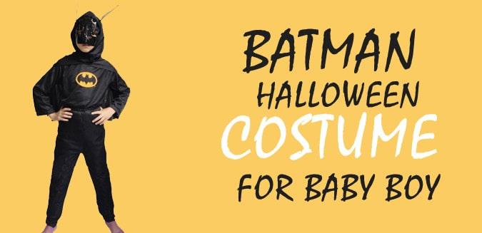 Kids Batman Costumes - Child, Toddler Baby Boys Batman Halloween Costumes