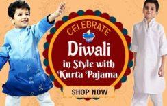 Diwali Kids Wear: Stylish Boys Dresses Online Offer