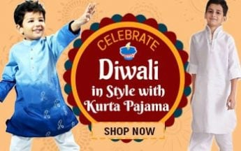 Diwali Kids Wear: Stylish Boys Dresses Online Offer