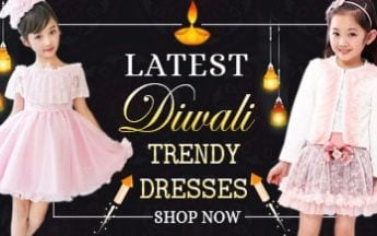 Diwali Kids Dresses Online Offer | Diwali Special Girls Outfits