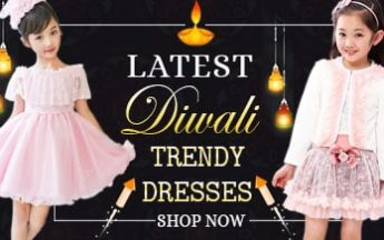 Diwali Dresses 2018 Online Offer | Diwali Special Outfits for Girls