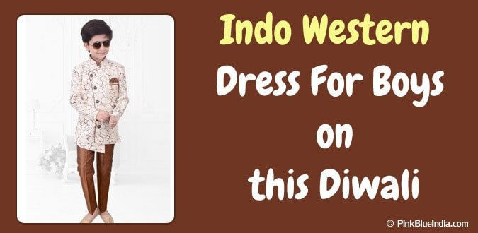 Diwali Indo Western Dress for Boy Kid