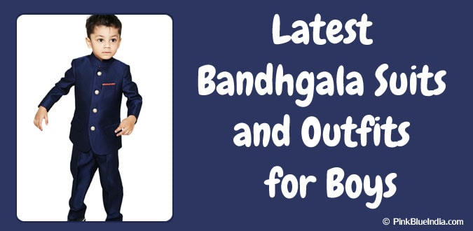 Baby Boy Jodhpuri Bandhgala Suit Diwali