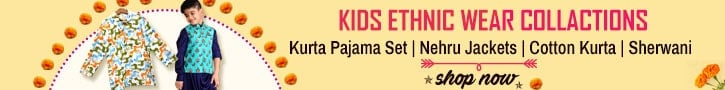 kids ethnic wear- Boys Ethnic kurta pajama set