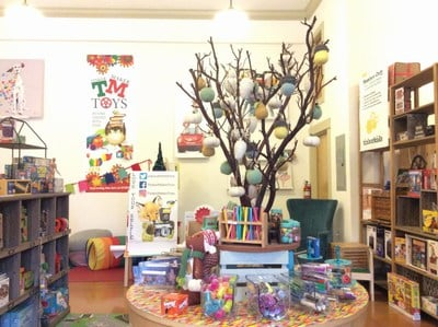 A Room Like a Toy Store kids room