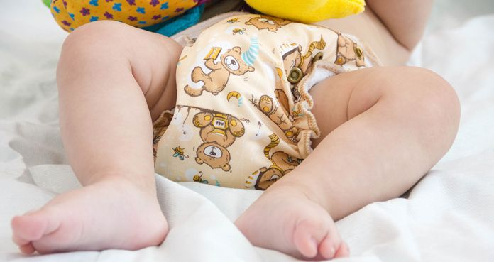 Why baby cloth diapers are better - Newborn baby cloth diaper