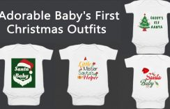 Adorable Baby's First Christmas Outfits – Newborn Christmas Onesies