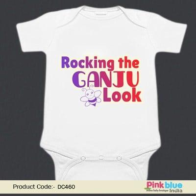 Baby Mundan Sanskar / Head Tonsure Ceremony Romper outfit gifts