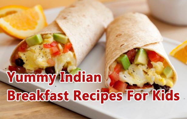 Kids Indian Breakfast Recipe - Healthy toddler Indian food Recipes