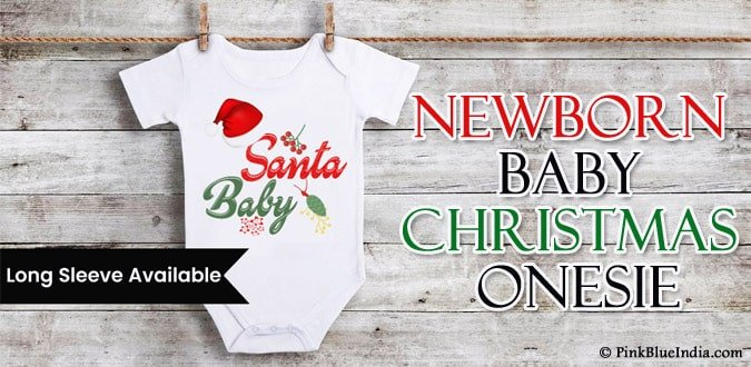 my first christmas baby girl outfit - Santa Newborn romper Bodysuit gift