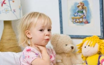 Sore Throat in Babies and Toddler: Effective Home Remedies
