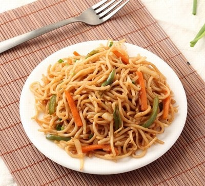 Vegetable Noodle toddler Breakfast Recipe