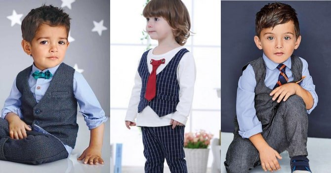 Baby Boy Clothes and Partywear Outfits Shop in New Delhi