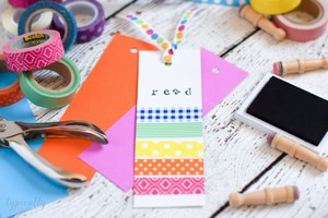 Cards and Bookmarks Designing - Kids crafts for New Year's Eve