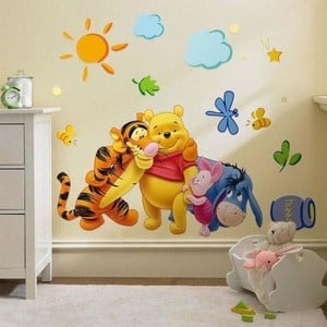 Cartoon Wall Stickers for Kids room