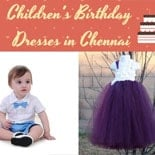 Kids Birthday Clothes and Dresses Store in Chennai