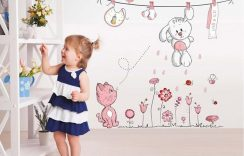 10 Funny and Cool Decorative Wall Decals for Kids Room