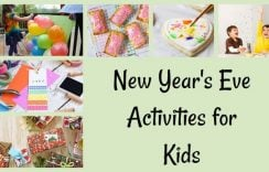 10 New Year's Eve Activities for Kids in India