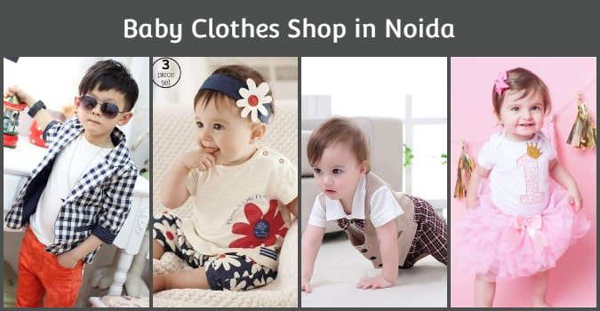 Baby Clothes Shop in Noida