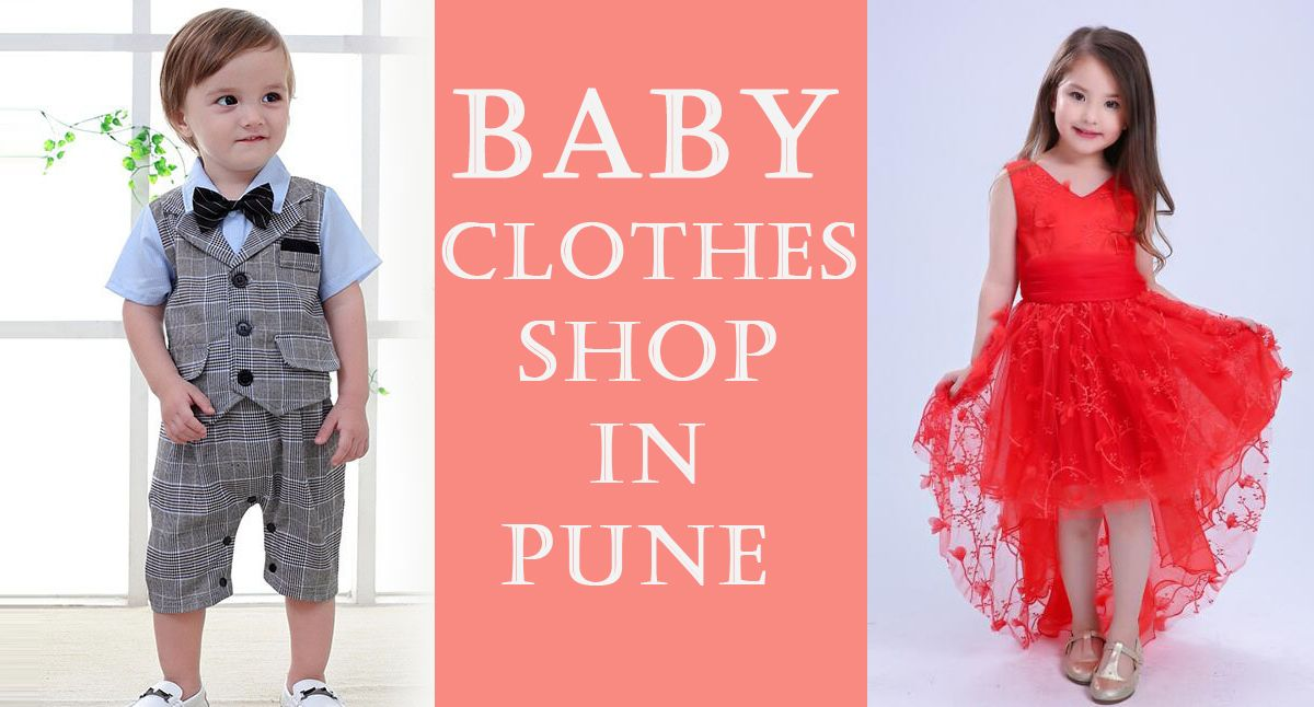 Baby Clothes Shop in Pune - kids Accessories Store Online