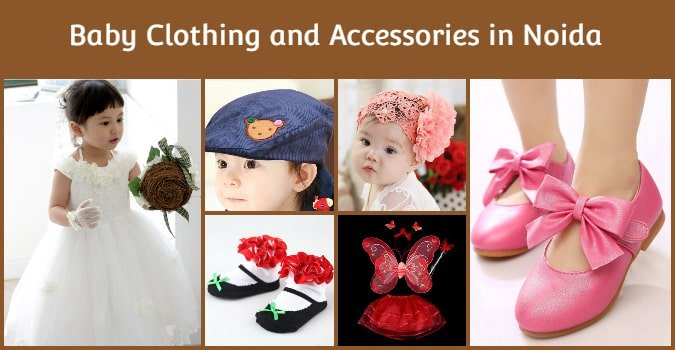 Baby Accessories in Noida - Children Clothing