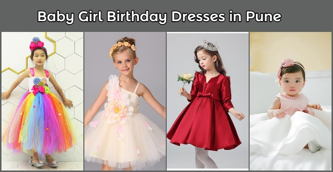 Baby Girl Birthday Dresses in Pune