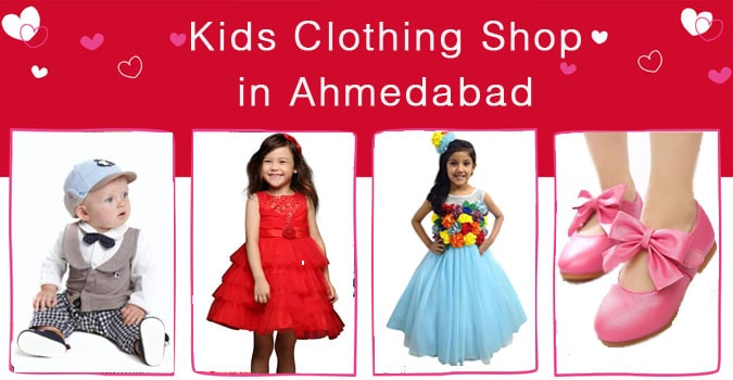 Kids Clothing Shop in Ahmedabad - Baby Clothes Store Online