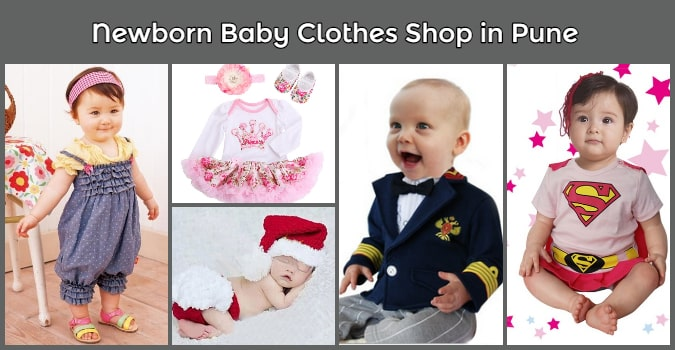Newborn Baby Clothes Shop in Pune
