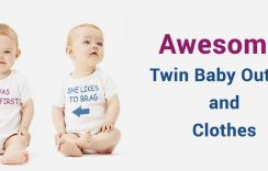 Twin Baby Outfits and Clothes: Dress your Newborn Twins in Style