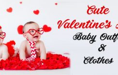 Cute Valentine's Day Baby Outfits and Clothes for this year 2019