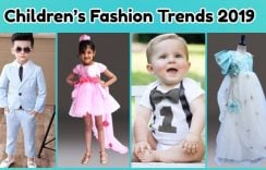 Children's Fashion Trends 2019: Latest Baby Clothes for Summer/Winter