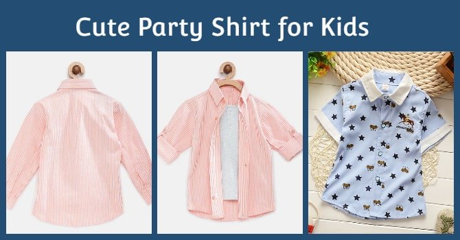 Kids Party Shirt, Kids birthday shirt