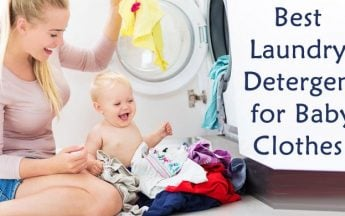 Best Laundry Detergent for Baby Clothes in India