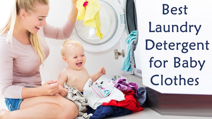 Best Laundry Detergent for Baby Clothes