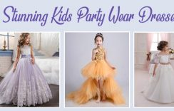 Stunning Kids Party Wear, Little Girls Party Wear Dresses