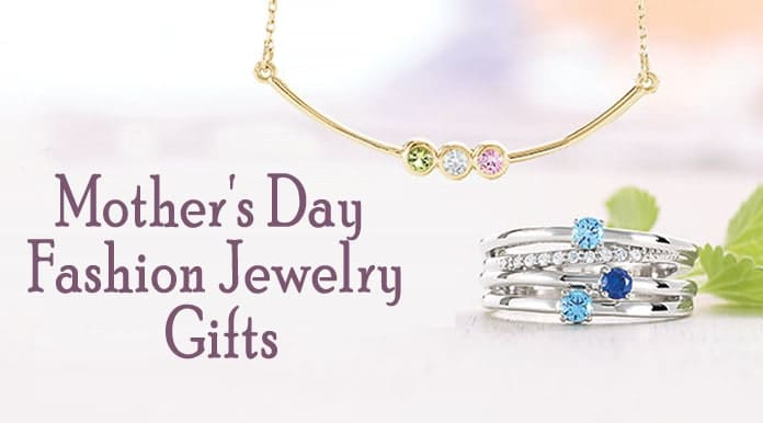 Mothers Day Fashion Jewelry Gifts