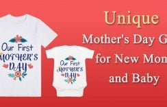 Unique Mother's Day Gifts New Moms and Baby – Matching Mothers Day Clothes