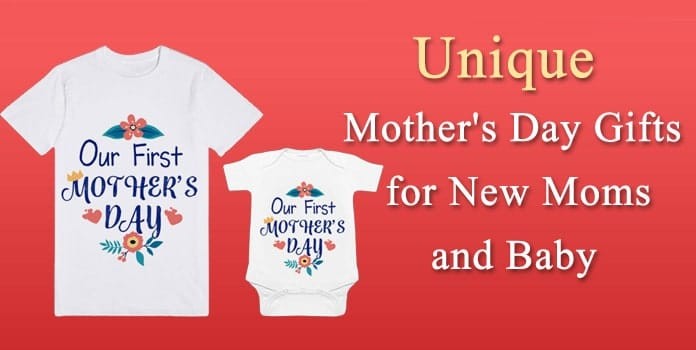 Mother's Day Gifts, New Moms and Baby Outfits – Matching Mothers Day Clothes India