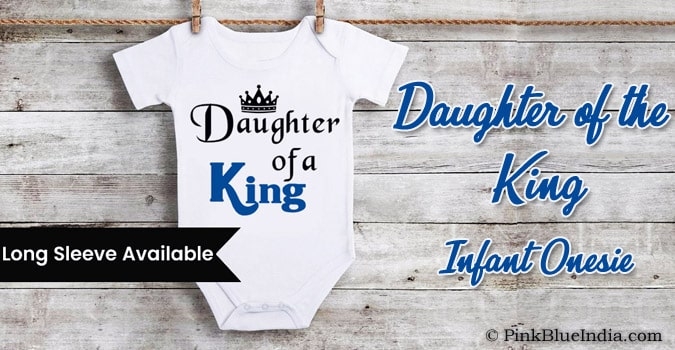 Fathers Day Infant Onesie, Personalised Baby Clothes