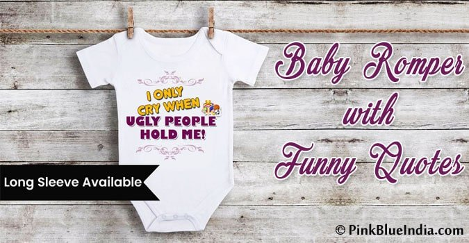 11 Funny Baby Onesies Rompers For Every New Parent