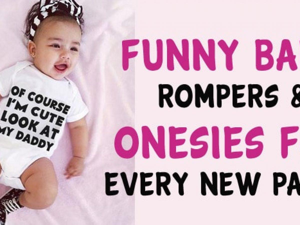 Ladies I Arrived Funny Handsome Son Shower Newborn Infant Bodysuits For Boys