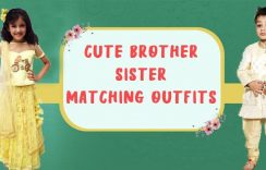 Cute Brother Sister Matching Outfits – Kids Twinning Dresses