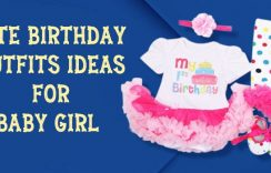 Cute Birthday Outfits Ideas for Baby Girl – First/Half Birthday Dress
