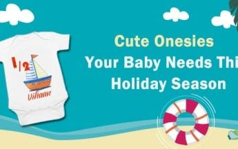 Cute Onesies/Romper Your Baby Needs This Holiday Season