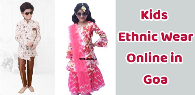 Kids Ethnic Wear Online in Goa
