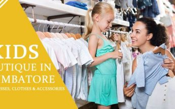 Kids Boutique in Coimbatore, Baby Dresses, Clothes Shop Online