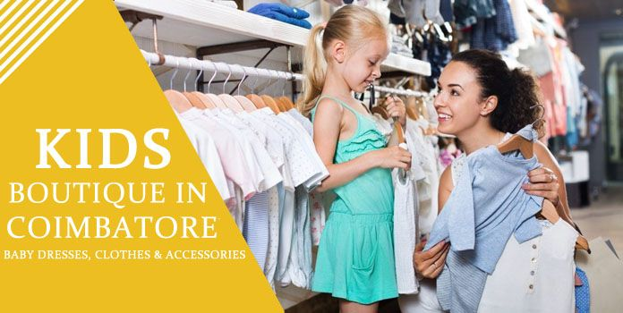 Kids Boutique Coimbatore, Baby Dresses, Clothing Shop Online Coimbatore