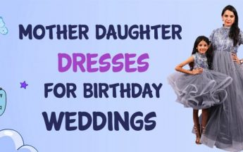 Mother Daughter Dresses for Birthday/ Indian Weddings Online