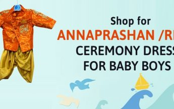 Shop for Annaprashan /Rice ceremony Dress for Baby Boy