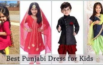 Punjabi Dress for Kids – 15+ Best Punjabi Outfits for Children